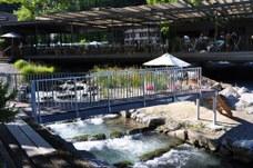 Restaurant Schwellenmätteli Fischtreppe