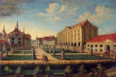 Bernisches Historisches Museum, Bern. Foto Stefan Rebsamen