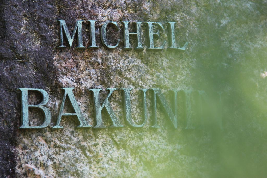 Grab von Michael Bakunin