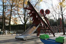 Spielplatz Rosengarten