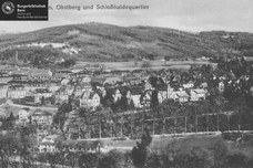 Drahtseilbahn Bärengraben-Schosshalde
