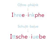 Ohre-phänk & Schutt-baue