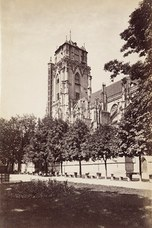 Münster bis 1889