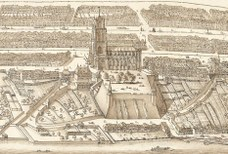 Münster, -plattform 1583