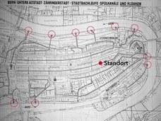Ehgrabenplan von 1942