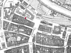 Stadtplan von 1893